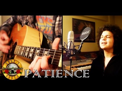 'PATIENCE' (Guns N' Roses) - FULL COVER - With Vocals - Performed by Karl Golden & Batu Akdeniz