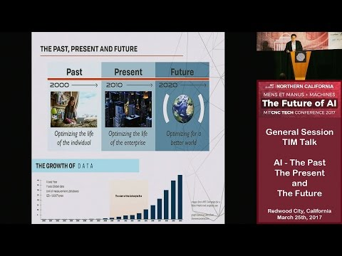 TIM Talk: AI - The Past, The Present and The Future - MITCNC