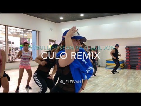 Pitbull Feat Sean Paul  choreography  Fleivah