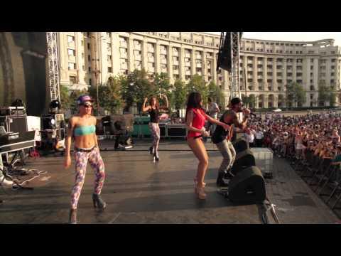 Ruby & Alex Velea - Stinge Lumina (Live In Piata Constitutiei)
