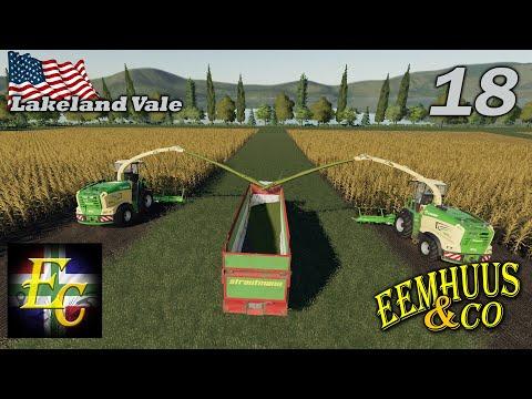 Farming Simulator 2019 Lakeland BLEYR Op De STEYR Eemhuus En Ko Sjotten.