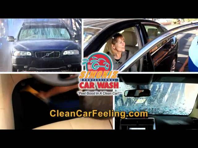 Simoniz Car Wash Commercial