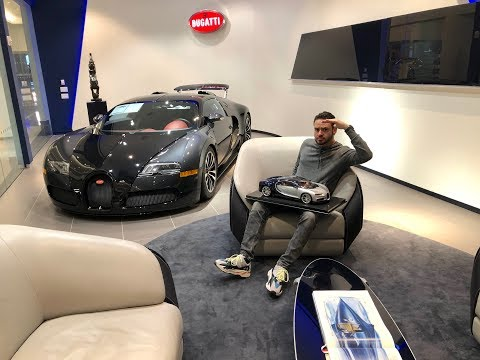 Cuanto Cuesta Mantener Un Bugatti Veyron?!? | Salomondrin