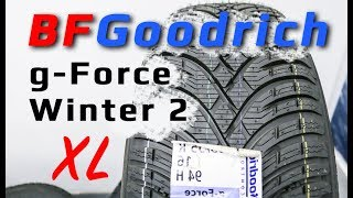 BFGoodrich g-Force Winter 2 /// Обзор