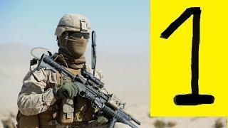 Морпех против терроризма 4 гидра должна умереть №1