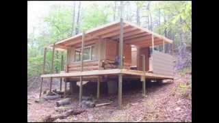 Thistledome Cabin Build