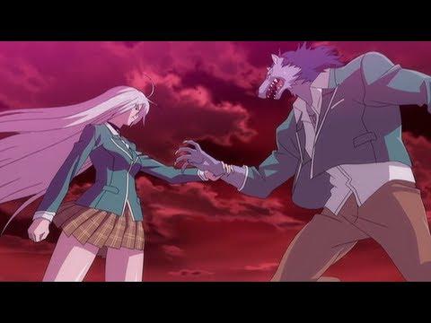 Rosario + Vampire - Vampire + Werewolf