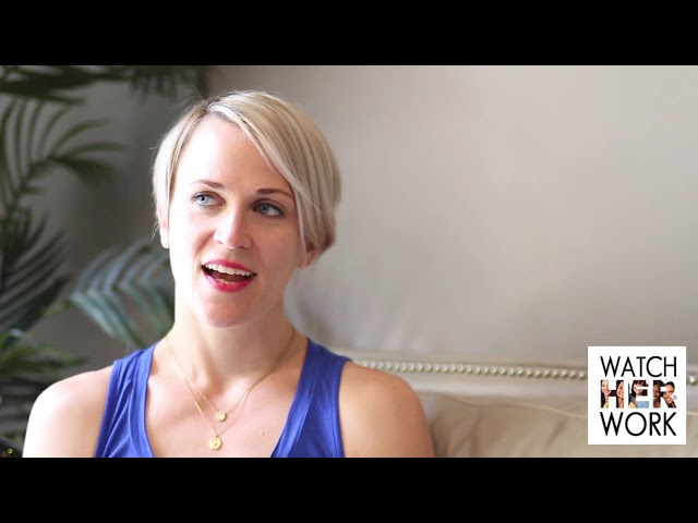 Love/Family: Hang On To The Golden Thread, Courtney Wyckoff | WatchHerWorkTV