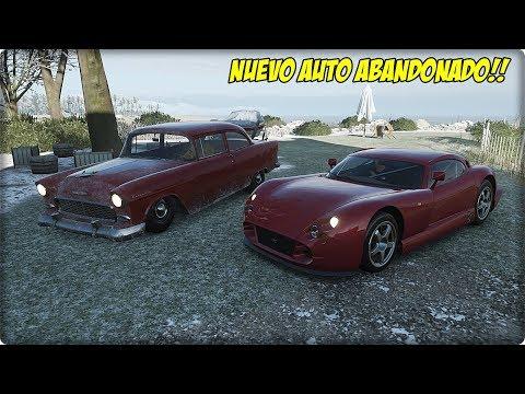 FORZA HORIZON 4 - NUEVO RUMOR DE AUTO ABANDONADO! VAMOS A BUSCARLO! thumbnail