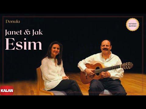 Janet & Jak Esim - Donula [ Antik Bir Hüzün © 2005 Kalan Müzik ]