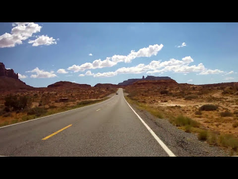 Road to Monument Valley-HD