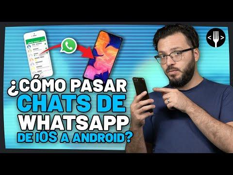 Transfiere tus chats de iPhone a Android con Smart Switch | Servicio de la comunidad