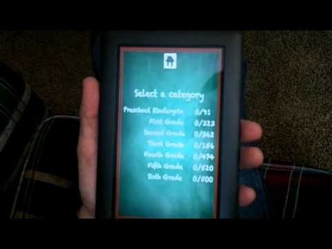 Chalkboard Games 2 HD for Nook Color & Nook Tablet