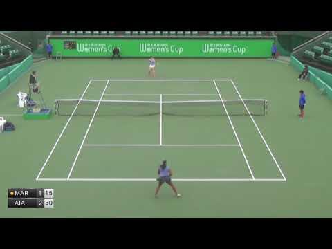 Marino Rebecca v Aiava Destanee - 2018 ITF Osaka
