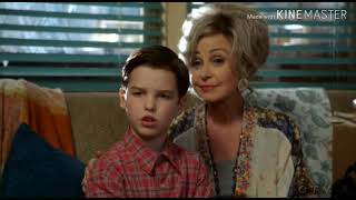Young sheldon cooper funny video clips
