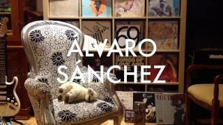 Un día con Álvaro Sánchez