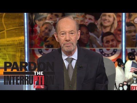 Are the NCAA President's remarks on Simmons 'complete foolishness?' | Pardon The Interruption | ESPN