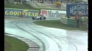 Prost Vs Senna Vs Schumacher South Africa 1993