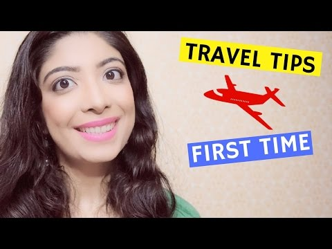 First Time Domestic Flight Journey | Travel Tips in Hindi || Bhawna Ahuja