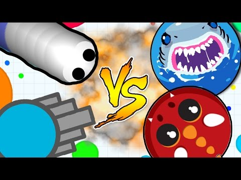 Best .io Game.... GIRLFRIEND DECIDES..!! SLITHER.IO VS MOPE.IO VS DIEP.IO VS AGAR.IO -