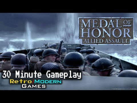 Medal of Honor: Allied Assault - PC - 30 Minute Gameplay