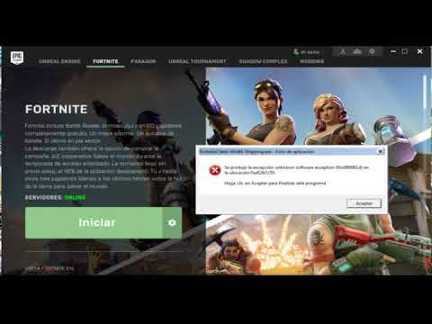 how to fix unsupported graphics card epic games launcher