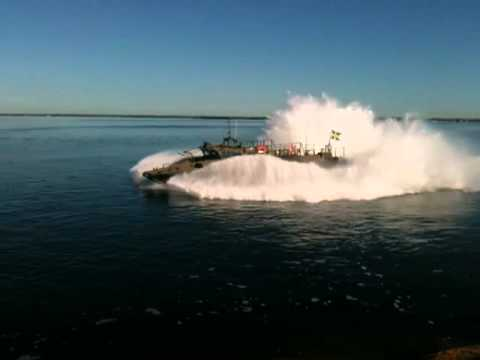 Stridsbåt 90H Crashstop