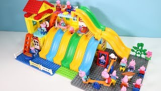 Peppa Pig Lego House Creations Toys For Kids #7