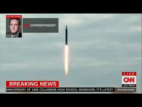 CNN's Will Ripley praises POTUS Over North Korea Suspending Missile Tests, Shutting Nuke Test Site