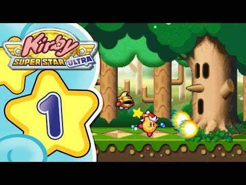Kirby Super Star Ultra ITA [Parte 1 - Brezza Leggera]