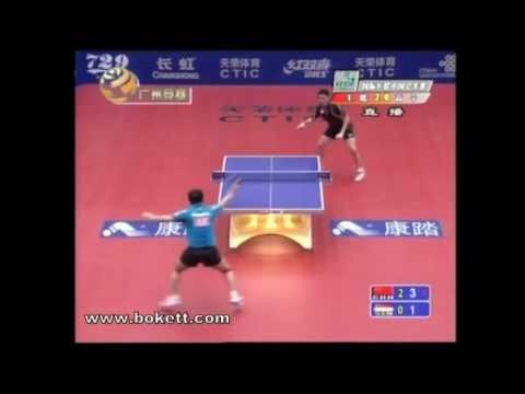 2009 China Open : Wang hao-Gao Ning