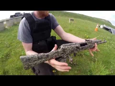Arsenal SLR 107 with an awesome camouflage design
