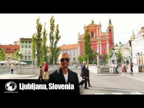 Ljubljana, Slovenia #2 Triple Bridge