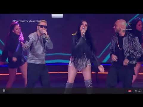 Maite Perroni - LOCA y Como Yo Te Quiero (feat. Alexis y Fido) [Premios TV y Novelas 2018]