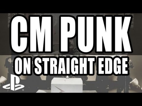 CM Punk on being Straight Edge - Access TV