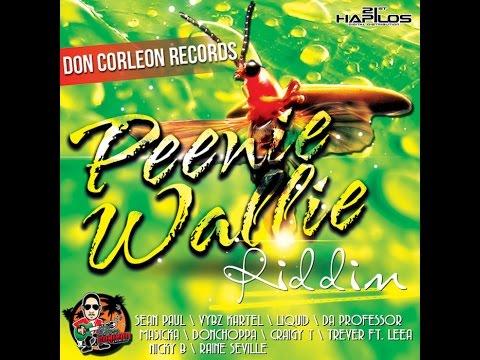 PEENIE WALLIE RIDDIM (TBT) MIX FT. MAVADO, VYBZ KARTEL, SEAN PAUL & MORE {DJ SUPARIFIC}