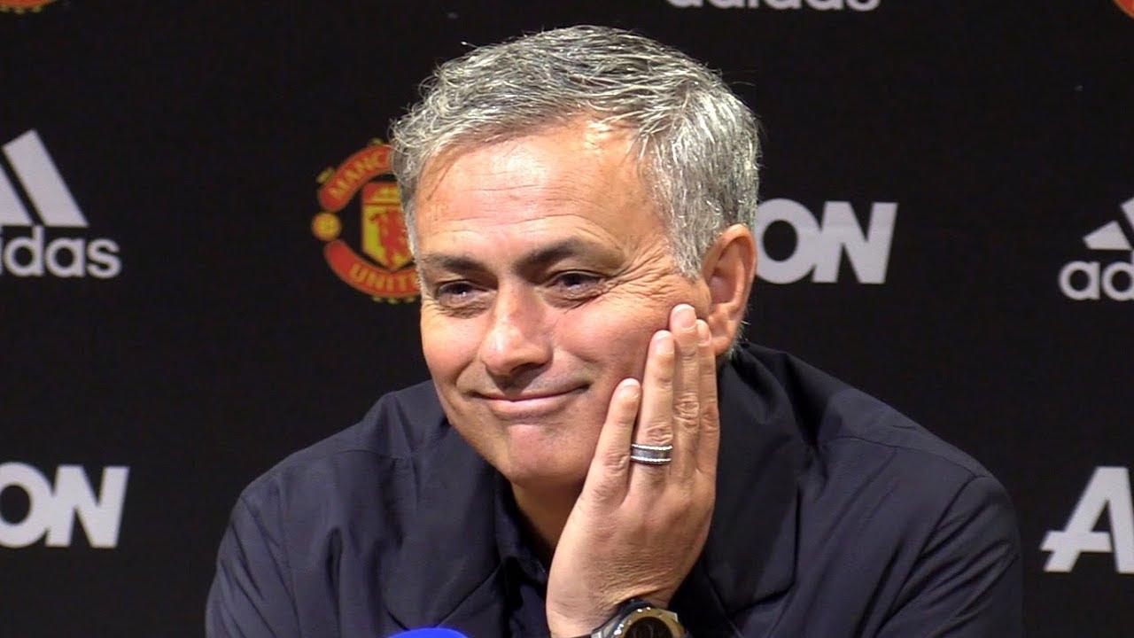 Manchester United 2-1 Arsenal - Jose Mourinho Full Post Match Press Conference - Premier League ...