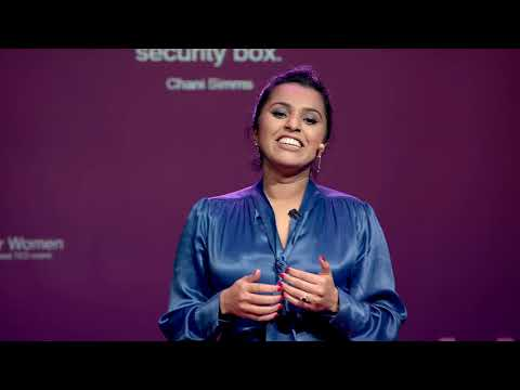 stop-chasing-the-magic-security-box-|-chani-simms-|-tedxleicesterwomen