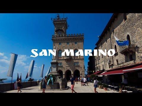 SAN MARINO 2018 by GoPro HERO6 | travel video