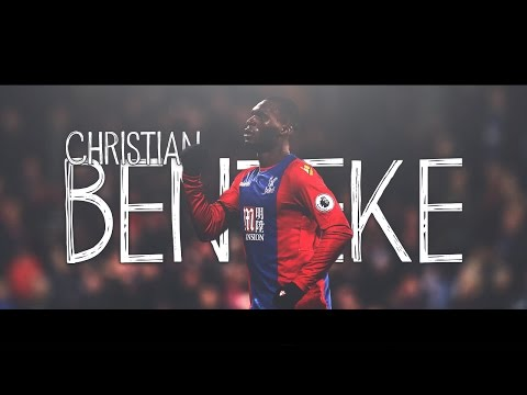 Christian Benteke ● All Goals so far for Crystal Palace FC ● 16/17 ¹⁰⁸⁰ᵖ