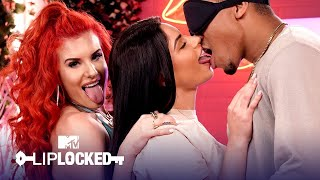These Newlyweds Are Already Kissing Strangers 🤭 | Lip Locked | MTV