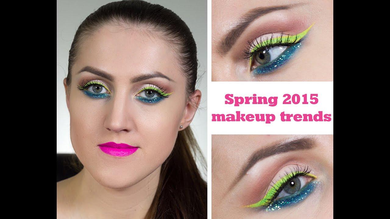 Spring makeup 2015