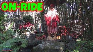 Jingle Cruise On-ride (hd Pov) Magic Kingdom Wdw