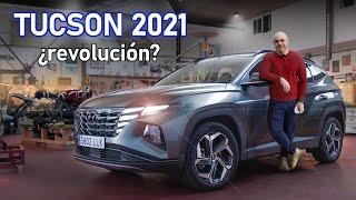 HYUNDAI TUCSON 2021 ¿CÓMO DE BUENO ES REALMENTE? PRUEBA A FONDO del SUV ESTRELLA de HYUNDAI