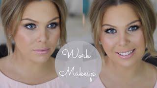 Work / Office Everyday Makeup Tutorial