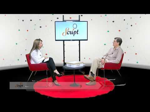 Script 16.08.17 - Tereza Val entrevista o arquiteto Olavo Pereira