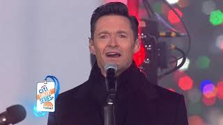 Hugh Jackman Performs 'Les Miserables' Medley Live