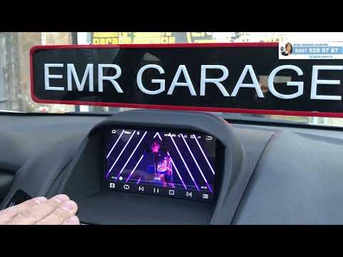 Ford Fiesta Navimex Android Multimedya Navigasyon Cihazı Inceleme - Emr Garage