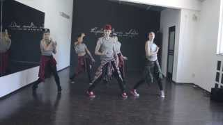 Dj Andi ft. Naz Tokio - TROUBLE | JUST SO DOPE Rehearsal Footage