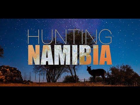 Hunting In NAMIBIA | Bow & Rifle At Noasanabis Game Lodge